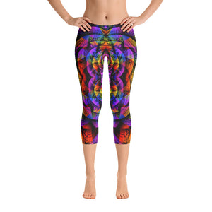Consciousness Capri Leggings