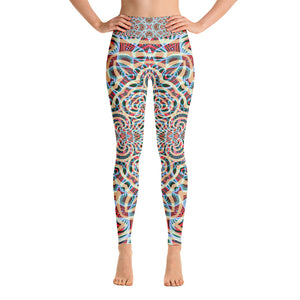 A Warm Place Yoga Leggings