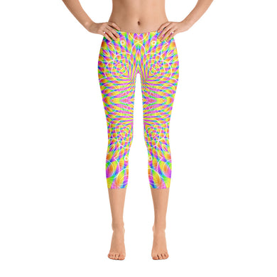 Lightfield Capri Leggings