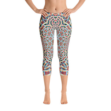 A Warm Place Capri Leggings