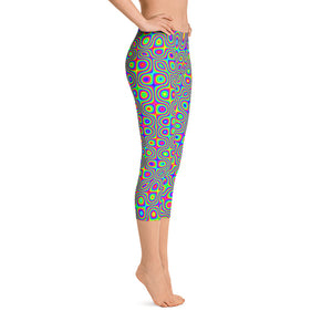 Neuron Stimulator Capri Leggings
