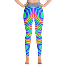 Higher Frequencies Yoga Leggings