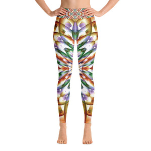 In Bloom Yoga Leggings