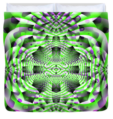 Mystic Motions - Duvet Cover