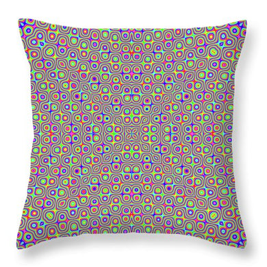 Neuron Stimulator - Throw Pillow