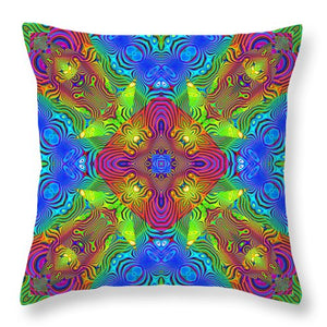 Paradise - Throw Pillow