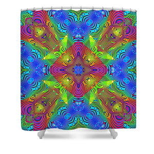 Paradise - Shower Curtain