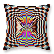 Psychosis - Throw Pillow