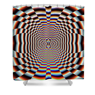 Psychosis - Shower Curtain
