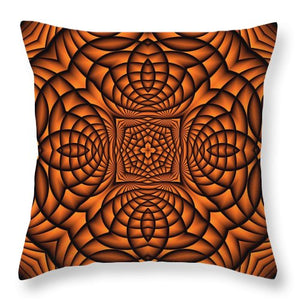 Pumpkin - Throw Pillow