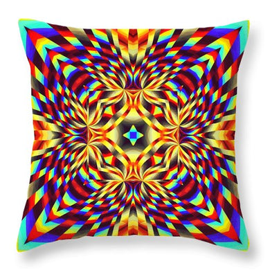 Pure Energy - Throw Pillow