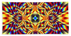 Pure Energy - Beach Towel