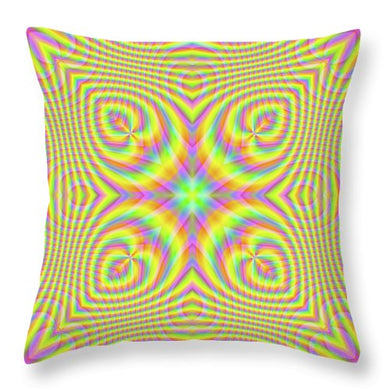 Pure - Throw Pillow