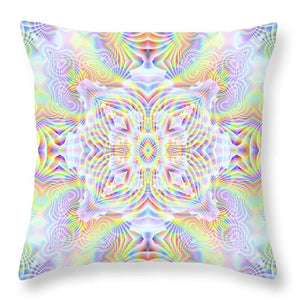 Pure Love - Throw Pillow