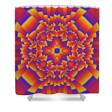 Pure Power - Shower Curtain