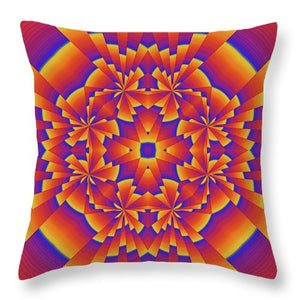 Pure Power - Throw Pillow