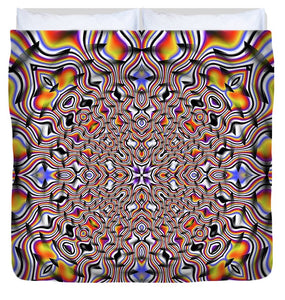Ripples - Duvet Cover