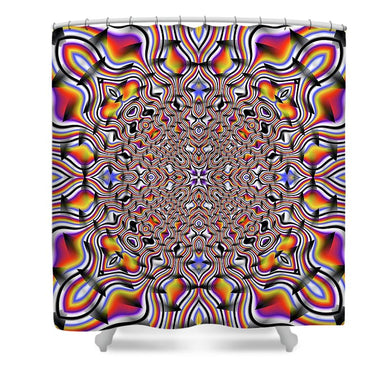 Ripples - Shower Curtain