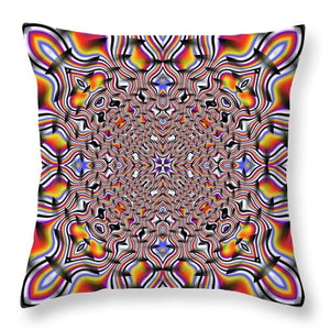Ripples - Throw Pillow
