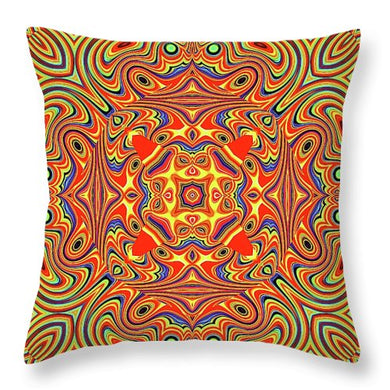 Samsara - Throw Pillow