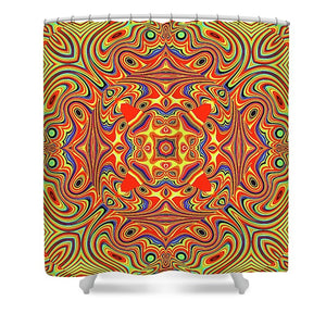 Samsara - Shower Curtain