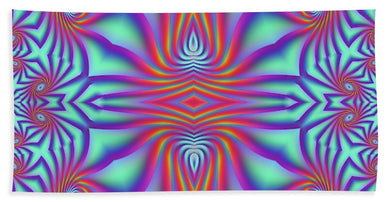 Spiral Factory - Beach Towel