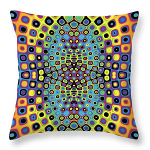 Spores - Throw Pillow