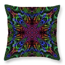Subtropics - Throw Pillow