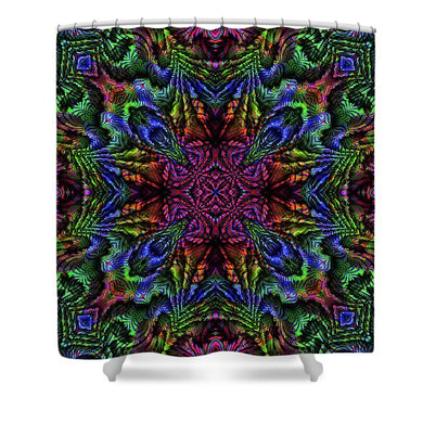 Subtropics - Shower Curtain