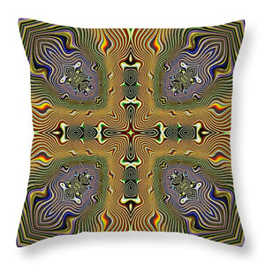 Ritual - Throw Pillow