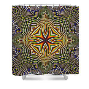 Tribal - Shower Curtain