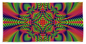 Tropical - Beach Towel