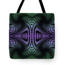 Unfolding - Tote Bag