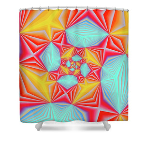 Vortex - Shower Curtain