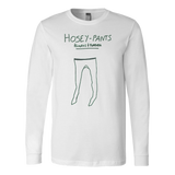 HOSEY PANTS CANVAS LONG SLEEVE SHIRT