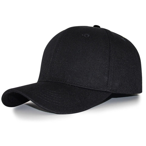 ADJUSTABLE SINGLE COLOUR BALL CAP