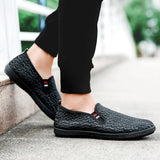 ANTI-ODOR BREATHABLE SLIP ON LOAFER