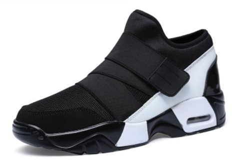 OVER-STRAP AIR BREATHABLE ATHLETIC SHOE WARRIOR EDITION
