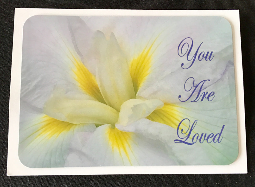 MAGNET CARD   You Are Loved 4