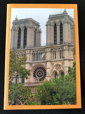 GREETING CARD   PARIS VIGNETTES   Notre Dame   SPECIAL PRICE
