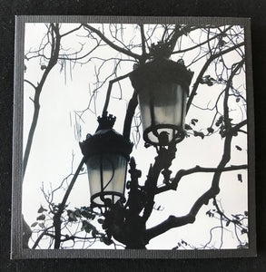 GREETING CARD   PARIS VIGNETTES   Paris Lights   SPECIAL PRICE