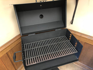 Charcoal Grill: Large