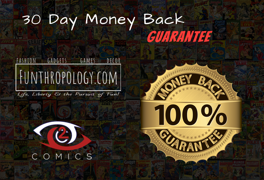 30 Day Money Back Guarantee!