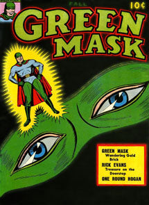 The Green Mask