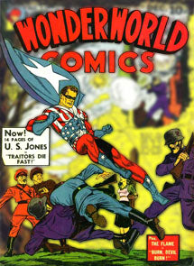 Wonderworld Comics