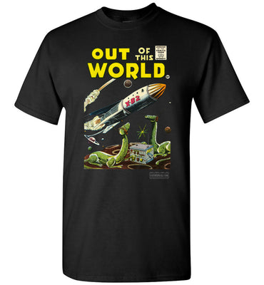 Out Of This World No.1 T-Shirt (Unisex, Dark Colors)