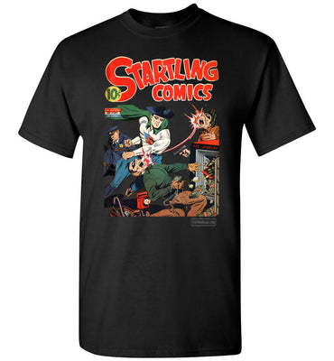 Startling Comics No.36 T-Shirt (Unisex, Dark Colors)