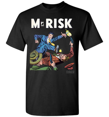 Mr. Risk No.2 T-Shirt (Youth, Dark Colors)