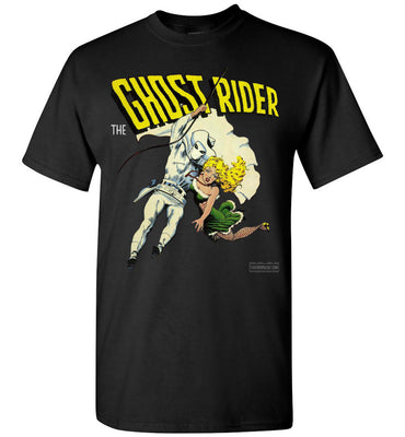 The Ghost Rider No.5 T-Shirt (Unisex, Dark Colors)