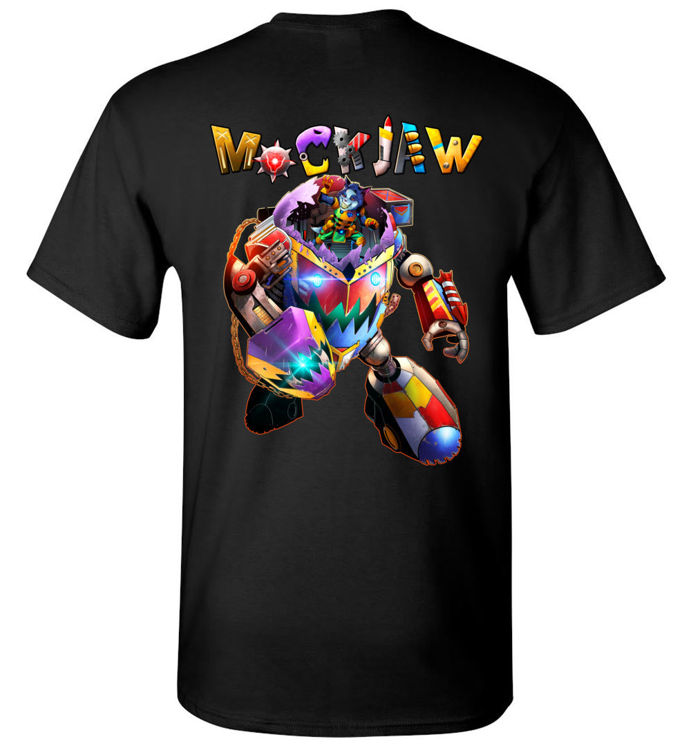 Capes & Chaos Mockjaw T-Shirt (Unisex)